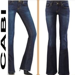 CAbi | NEW! Jeans 916 Galaxy Wash Boot